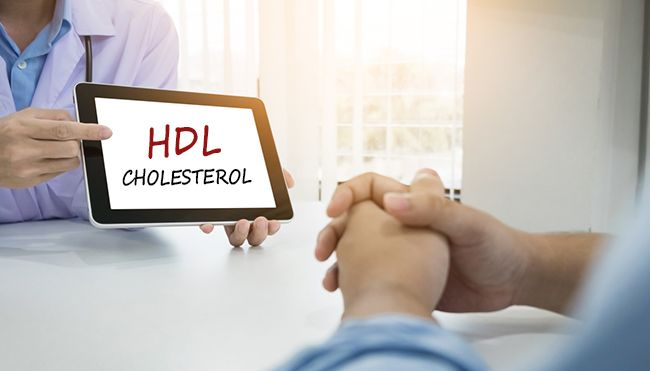 Co je HDL cholesterol?