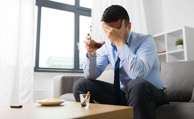 Vliv alkoholu na vysoký cholesterol