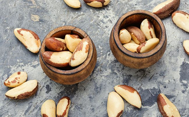 Para ořechy a cholesterol