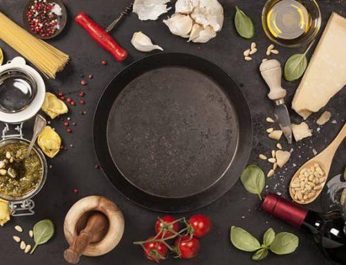 Příklad zdravého jídelníčku při vysokém cholesterolu